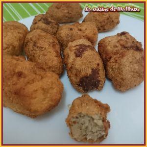 Recette Nuggets de poulet maison     ]]>