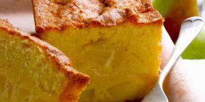 Recette Cake au poires