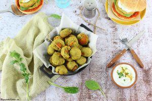 Recette Boulettes Végétariennes Lentilles Corail et Carottes