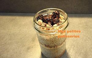 Recette Pudding aux graines de chia