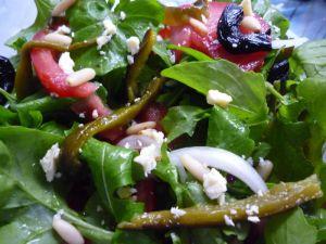 Recette Salade fraicheur (1)