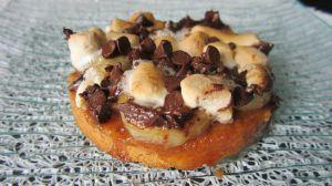 Recette Gâteau gourmand aux chamallows
