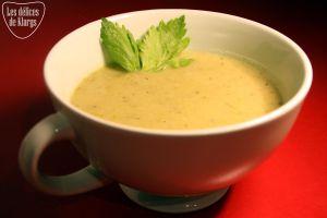 Recette Soupe aux cinq légumes