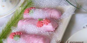 Recette Doigts de la mariée glacés / gateau algerien