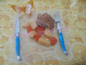 Recette Rouelle de Porc au Miel de vin blanc et citron