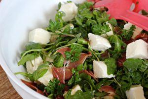 Recette Assiette ou salade des Pouilles