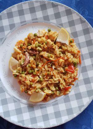 Recette Cookeo paella - 9 pp