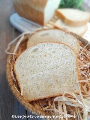 Recette Pain blanc sandwich