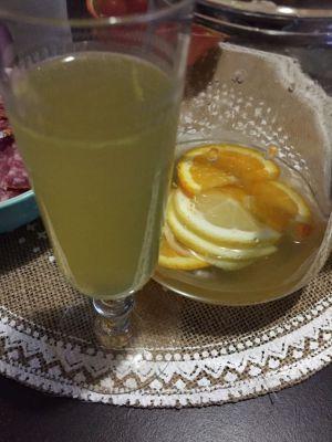 Recette Soupe de champagne