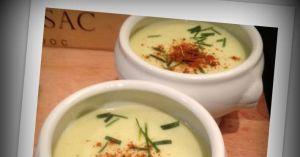 Recette Soupe vichyssoise