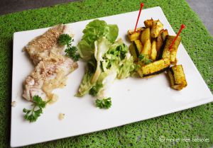 Recette Fish & chips
