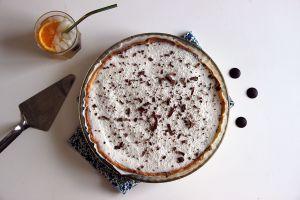 Recette Tarte au chocolat et noix de coco