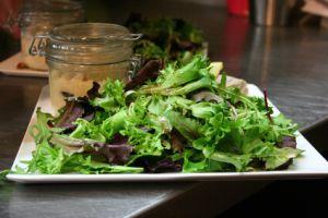 Recette Salade de pissenlits aux lardons et aux oeufs