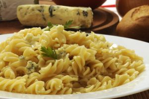 Recette Pâtes sauce gorgonzola