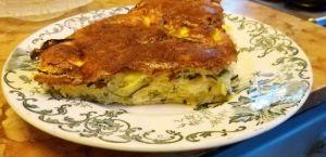 Recette Gâteau Courgettes et Chèvre