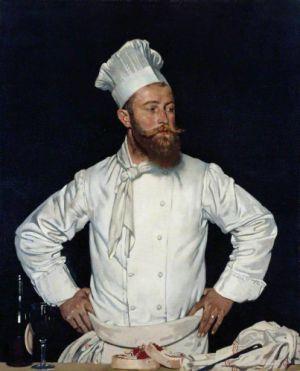 Recette Portraits de chefs