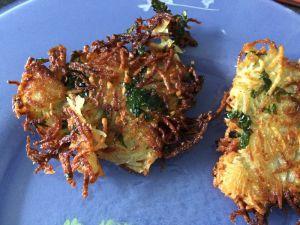 Recette Crique de pommes de terre et topinambours