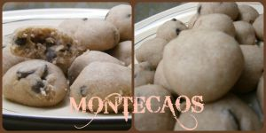 Recette Montecaos ou les sablés espagnole les plus  trop sablés