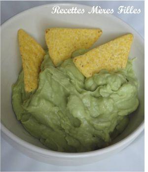 Recette Avocat : Guacamole