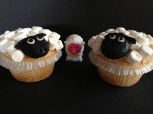 Recette Cupcake mouton