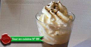 Recette Café au nutella