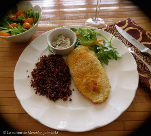 Recette Schnitzels au poulet sans friture
