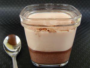 Recette Yaourts maison au cacao minceur Arlor (pour 8 pots)
