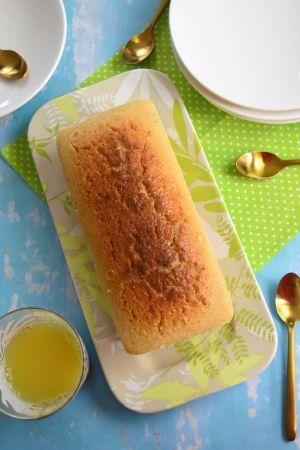 Recette Cake citron gingembre