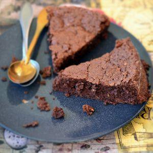 Recette Gâteau au Nutella Cookeo