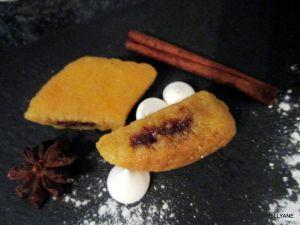 Recette Gâteaux fourrés à la pâte de dattes