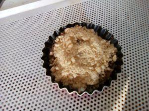 Recette Crumble poires chocolat au companion ou pas