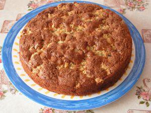 Recette Gâteau crumble