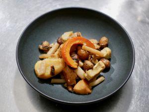 Recette Poêlée de légumes d'hiver