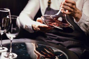 Recette Pourquoi faut-il décanter le vin ?