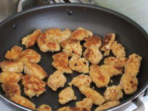 Recette Nuggets de poulet panés aux Cracottes