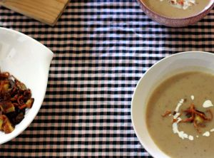 Recette ? soupe de marrons ?