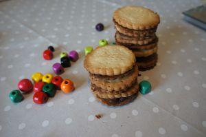 Recette Chocos chocolat de la rentrée !