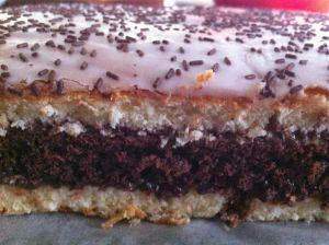 Recette Gâteau Napolitain (recette sans balance)