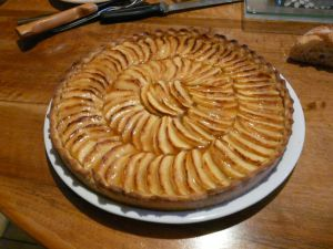 Recette Tarte aux pommes