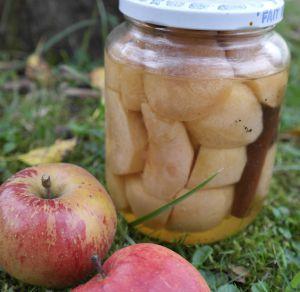 Recette Pommes au sirop | Fourchettes & papilles en joie