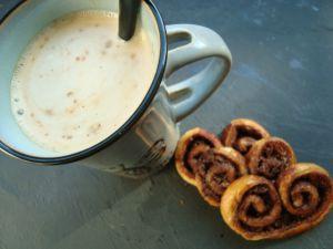 Recette Palmiers au Nutella