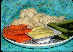 Recette Mayonnaise au tofu soyeux – Vegan