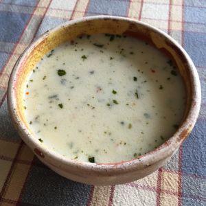 Recette Yayla çorbası ( Soupe au yaourt )