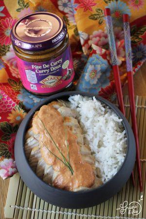 Recette Poulet Curry Coco Tomates