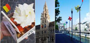 Recette 4 jours à Bruxelles en famille