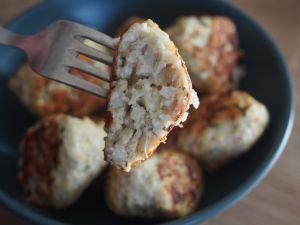 Recette Boulettes de poulet à l'indienne (au Cookéo)