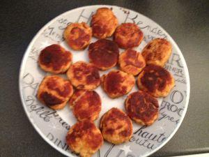 Recette Nuggets poulet