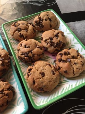 Recette Cookies speculos