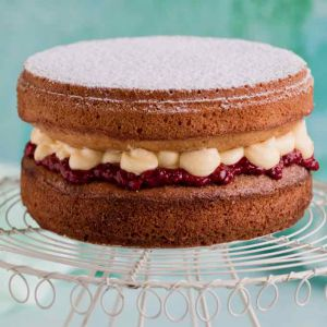 Recette Royaume-Uni : Victoria Sponge Cake