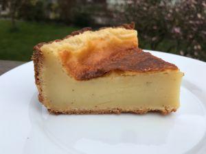 Recette Dessert : Flan pâtissier du Chef Christophe Felder